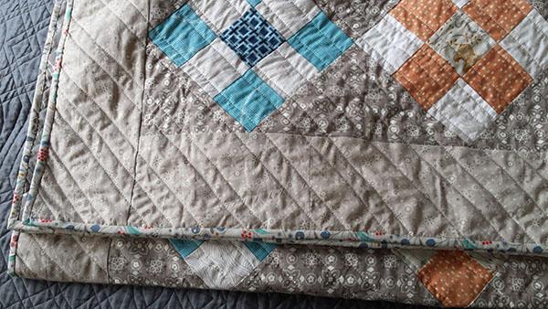quilt binding