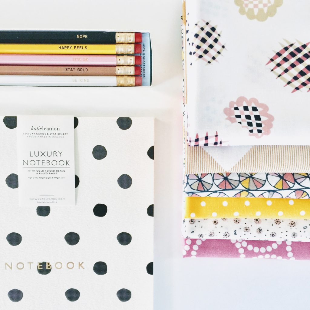 Quilt fabric bundle giveaway