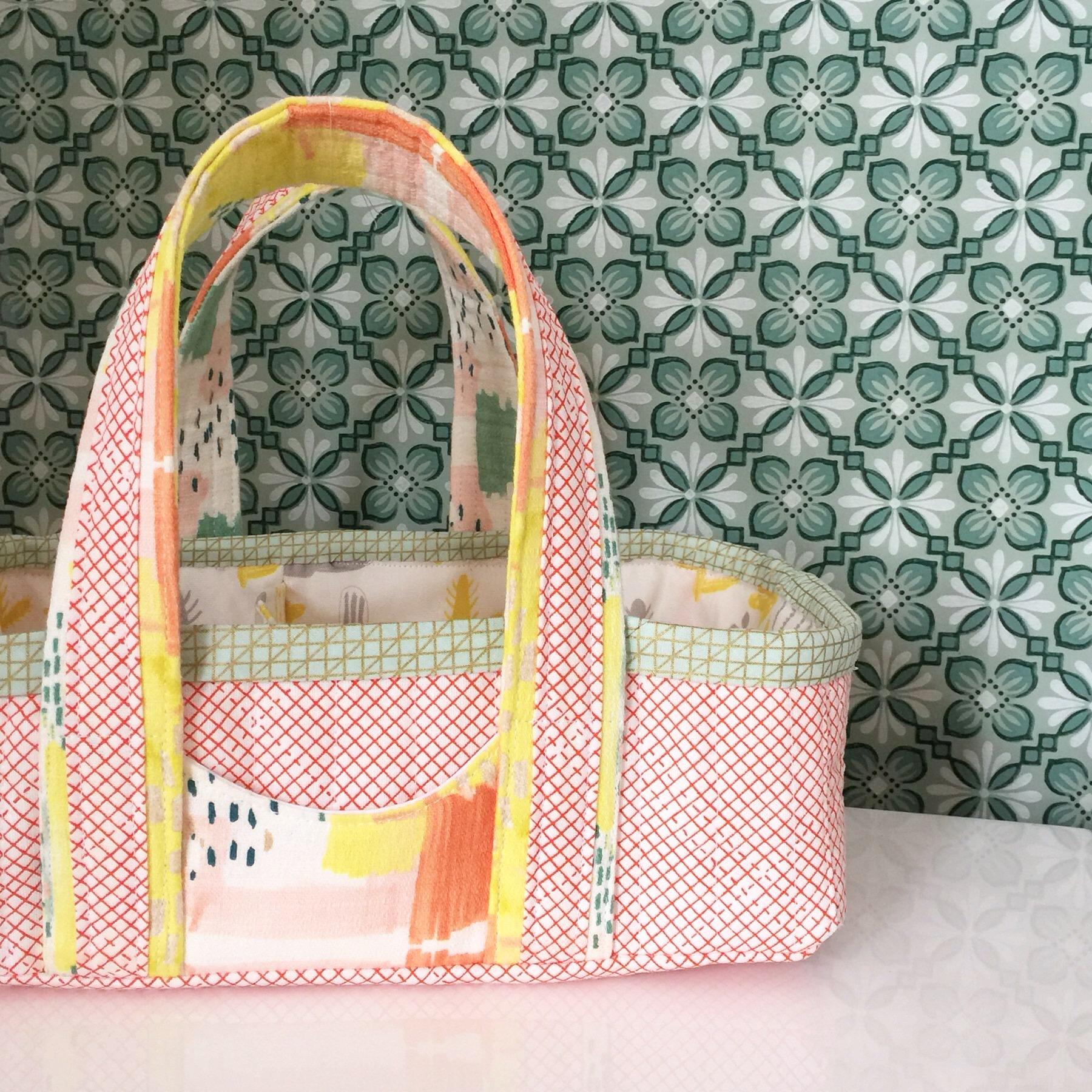 Social Tote Bag Pattern