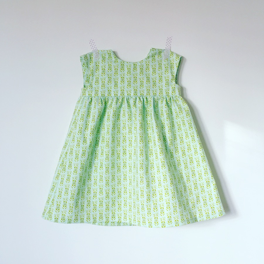Geranium Dress Pattern