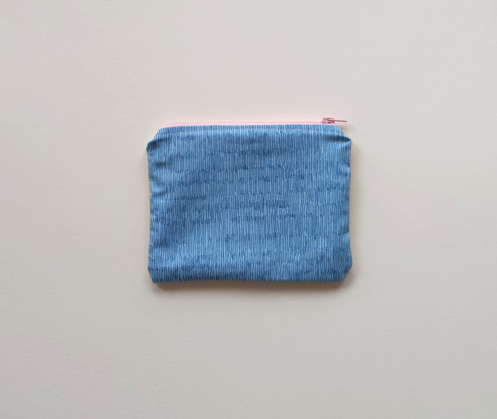 Purl Soho Zippered Pouch