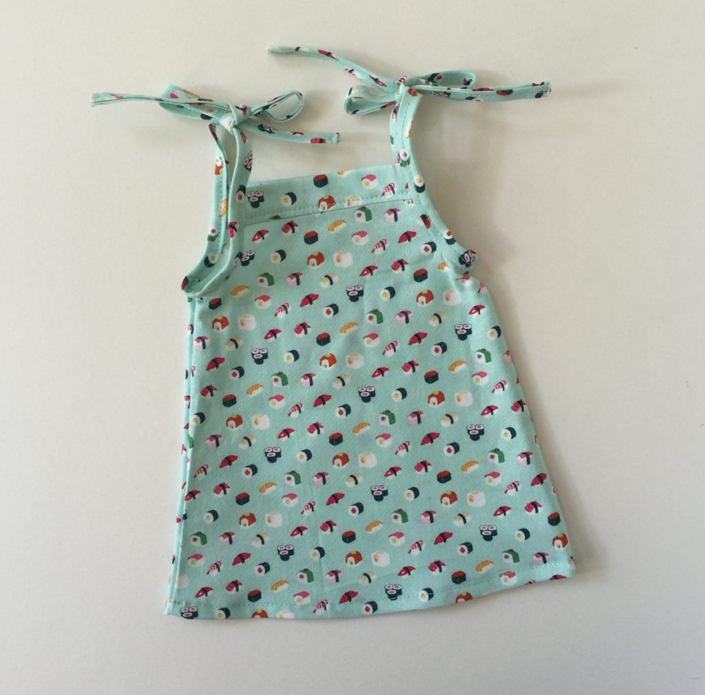 Oliver and S Popover Dress