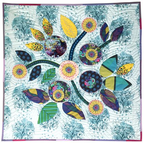 Anna Maria Horner mini quilt pattern