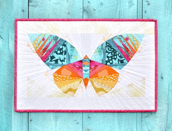Take Wing Paper Piecing Pattern