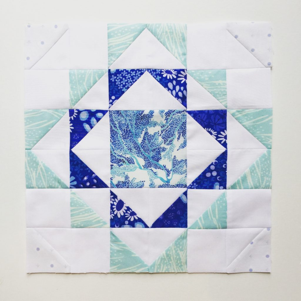 Beehive Quilts Ripple Block