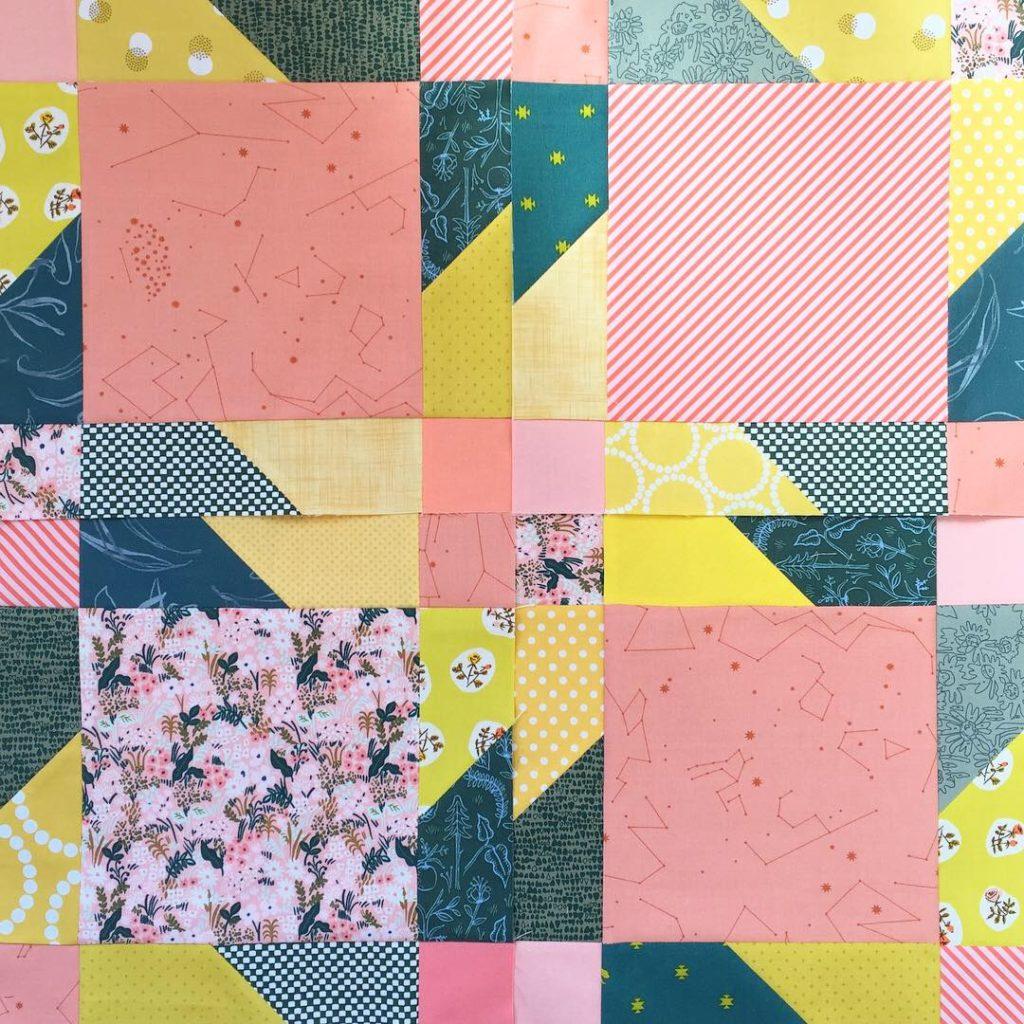 Beehive quilt blocks