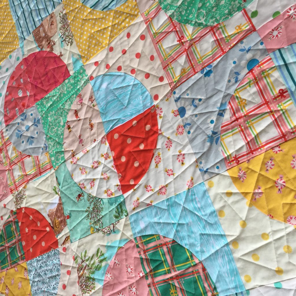 Double time quilt