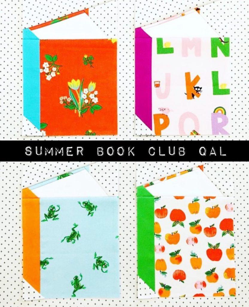 Summer Book Club Qulit Along