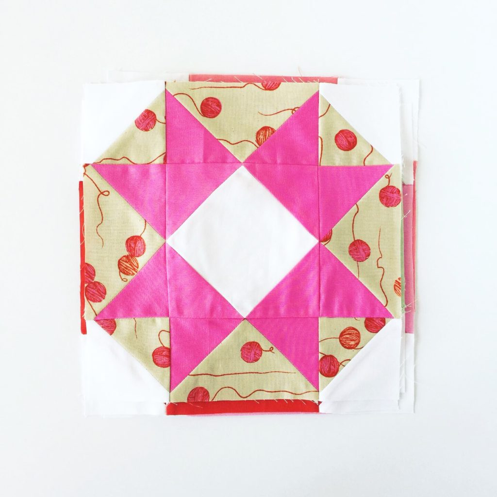 Shiny Brights Quilt Blocks