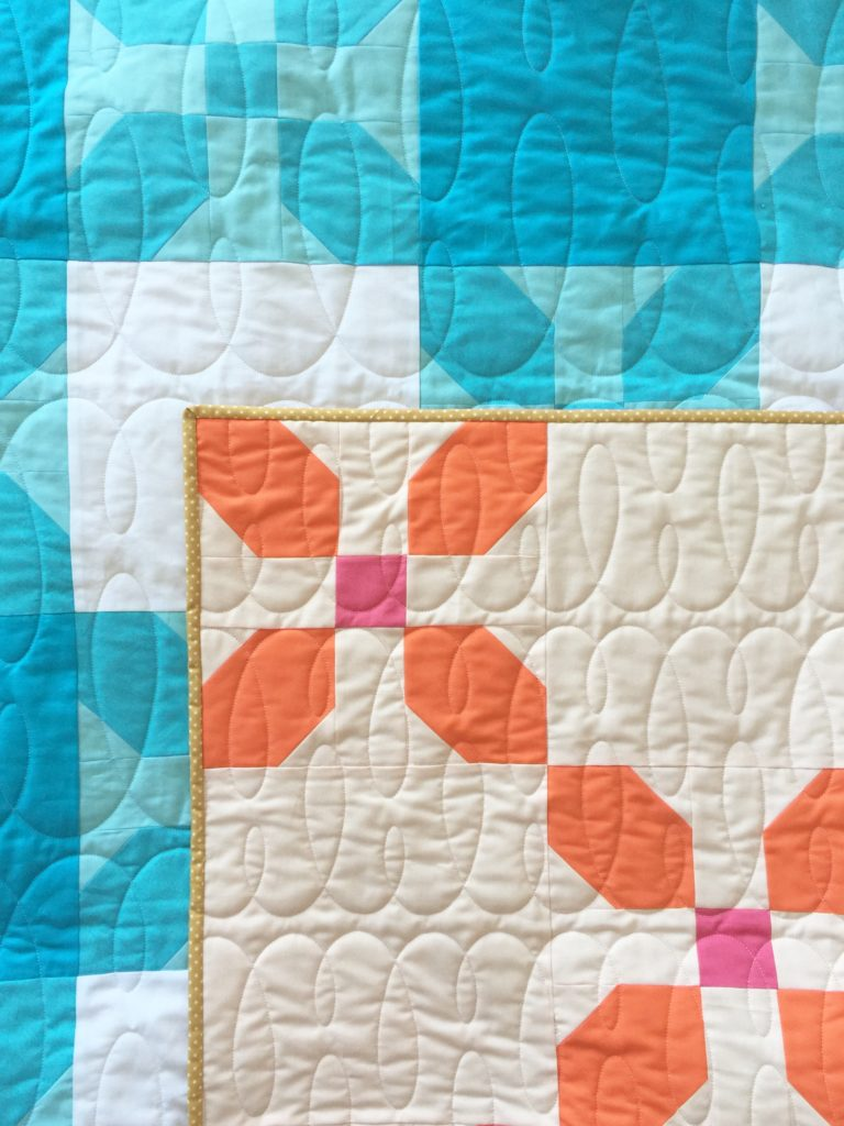 Golightly Three-in-One Quilt pattern