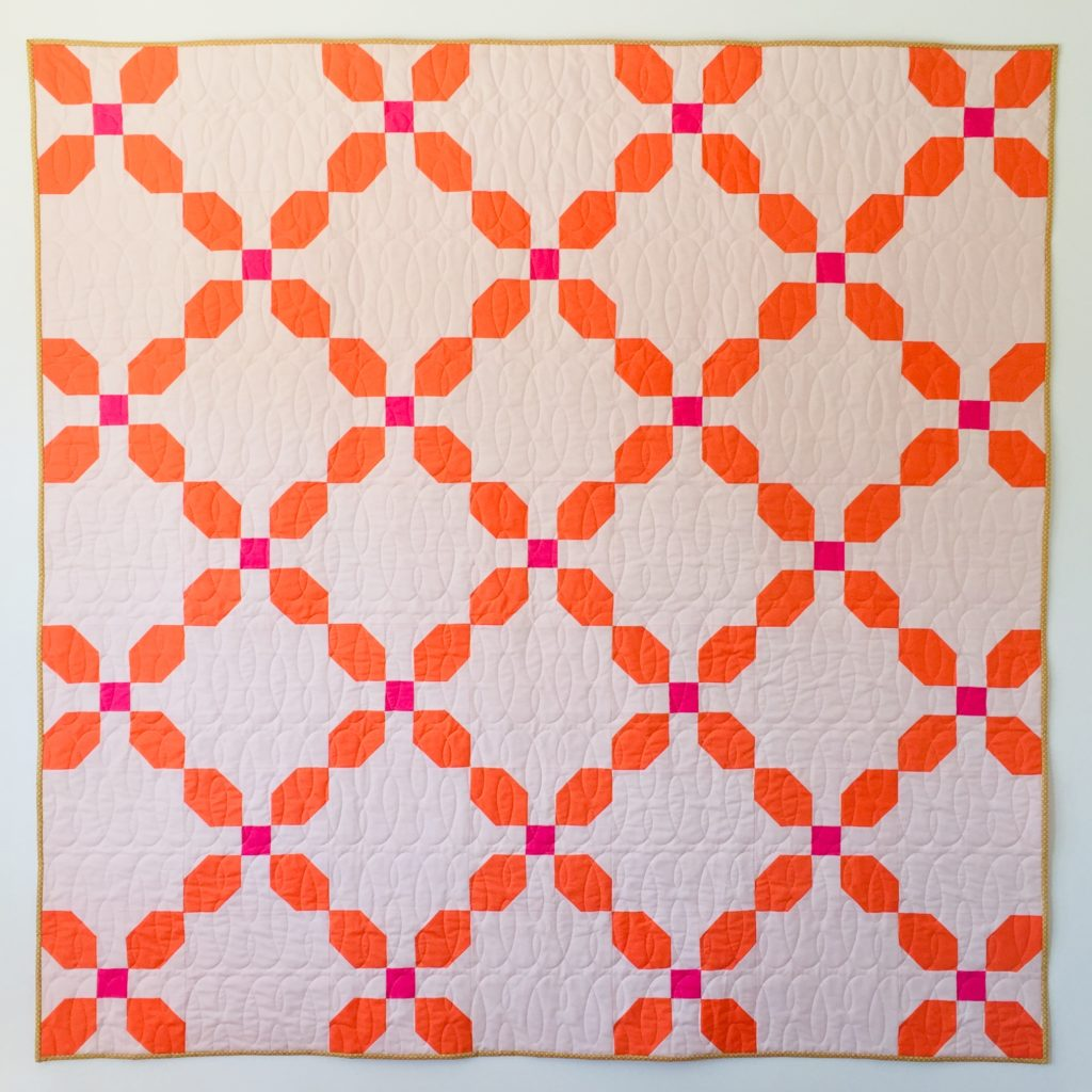 """Golightly Quilt """"Holly"""" Version"""