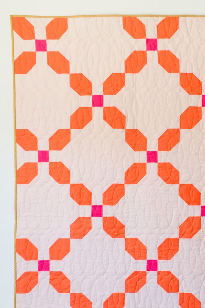 Golightly Quilt detail